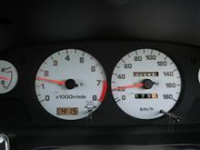 20年間で60,000kmになりました。