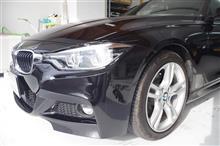 BMW 320d に人気のソニックプラスのスピーカーシステム取付しました。