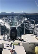 久々のボート釣り