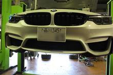 BMW F80 M3 オレンジウルフ ECDキット お取り付け