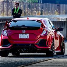 【写真】HONDA ONE MAKE RACE セントラル 2018.11.11 part.03