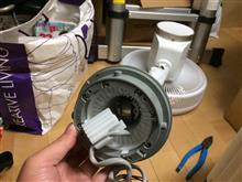 東芝 timer (1年) 扇風機 F-DLT1000 修理