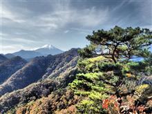 御前山と菊花山と富士山。。。!?