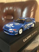 GT-R復活 無敗の最強伝説 1990年グループA  カルソニックスカイライン R32