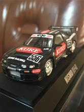 マクラーレンF1GTRを迎え撃て 1996年JGTC KUREニスモGT-R