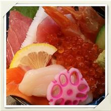 (宮城)大人気!天水舎の7色海鮮丼