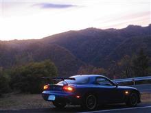 岡山の峠の夕暮れは・・・かくも美しい・・・