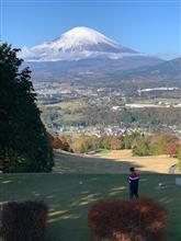 2カ月ぶりのゴルフ