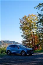 Volvo XC60 ナビ更新で奥多摩一周
