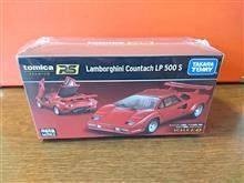 トミカプレミアムRS Lamborghini Countach LP 500 S