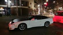 昨日会った車