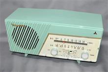 三菱電機 MITUBISHI 真空管ラジオ 5P-710