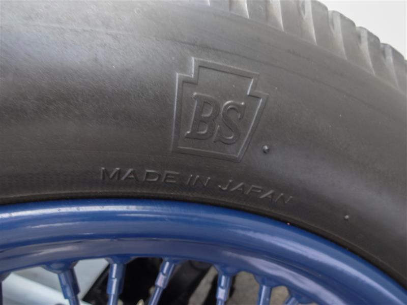 タイヤ ブリヂストン