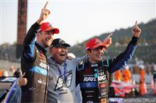 【'18 SUPER GT】RAYBRIGがシリーズチャンピオンに輝く