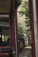 木曽路で紅葉狩り(2) 森林鉄道②