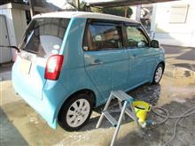 おもてなし洗車と車検対策