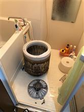 洗濯機〜‼️
