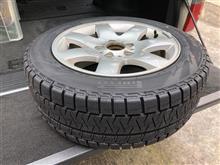 E36/冬タイヤ更新
