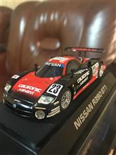 TWRとジョイントでルマン制覇へ 1997年ルマン24時間 日産R390GT1