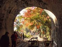 愛岐トンネル群から祖父江町へ