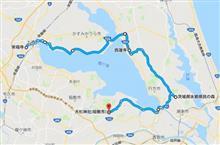 霞ケ浦周辺ドライブ