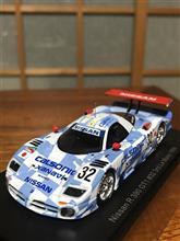 日本人トリオで3位表彰台を獲得 1998年ルマン24時間 日産R390GT1