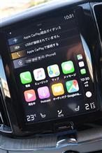 ボルボ XC60 の Apple CarPlay は純正ナビより使えるか?