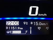 11月の走行距離数 (備忘録)