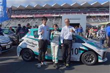 TGRF2018 Vitz raceグランドファイナル日本一決定戦