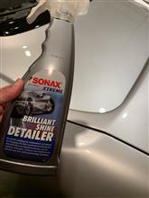 洗車用品のお話