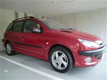 【車検出し】 2003年式 PEUGEOT 206SW