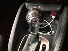 アウディA1のシフトノブにカーボンカスタム!991GT3RSのシフトノブもカーボンにしたい♪