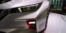 Nissan LEAF Nismo RC 発表になりました
