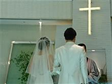 今日は会社の後輩の結婚式~😎