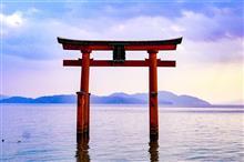 琵琶湖 2周の旅~