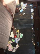 ゴミ箱な車