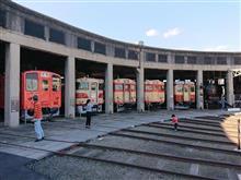 【いくぜ松山⑤】 さらば四国、帰りは『津山まなびの鉄道館』に寄り鉄。