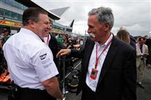 F1 2018 ザク・ブラウン 「マクラーレンはリーダーシップの一貫性に欠けていた」 愚痴です