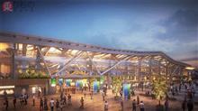 JR山手線の新しい駅が・・・・