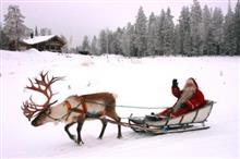 サンタのそりを引くトナカイはオスかメスか。