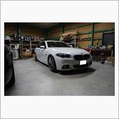 BMW F11 5シリーズツ ...