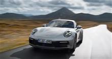 The new Porsche 911. Timeless machine.