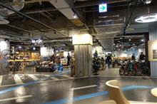土浦駅周辺の散策とエキナカにあるロードバイクの専門店へ