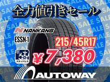 全力値引きセールに17・18インチ スタッドレス追加!! by AUTOWAY