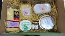 チーズがいっぱい♪  #北海道 #共働学舎新得農場 #チーズ