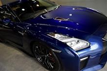 日産が世界に誇るスーパーカー!「日産GT-R」のガラスコーティング【リボルト湘南】