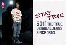 Levi's 501 『STAY TRUE』 降谷建志(Kj)モデル