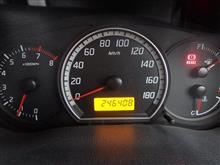 24万kmを共に走り・・・ZC11引退