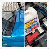 予期せぬ洗車と冬準備