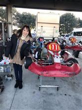 SEVスーパーカップクライマックス カート耐久レース